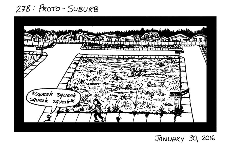 Proto-Suburb