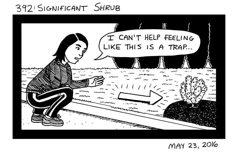 Significant Shrub