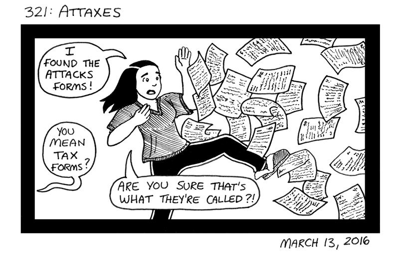 Attaxes