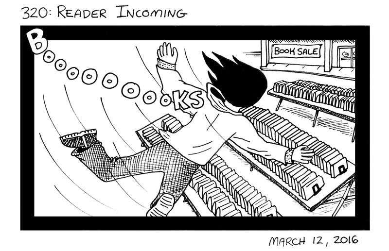 Reader Incoming