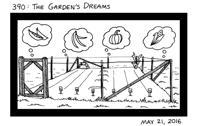 The Garden's Dreams