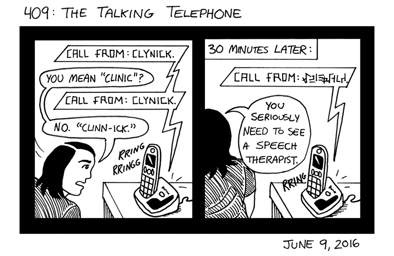 The Talking Telephone