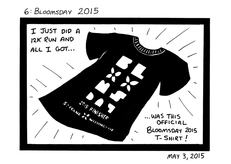 Bloomsday 2015