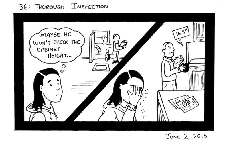 Thorough Inspection