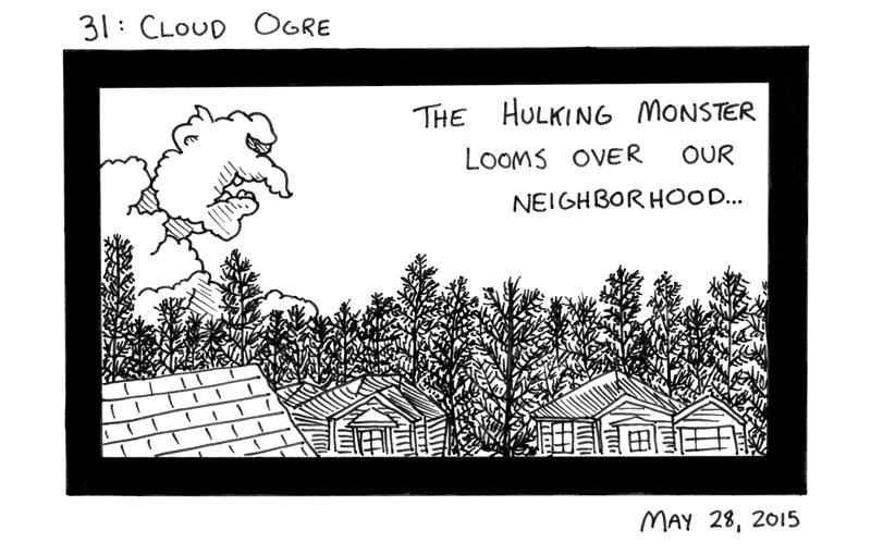 Cloud Ogre