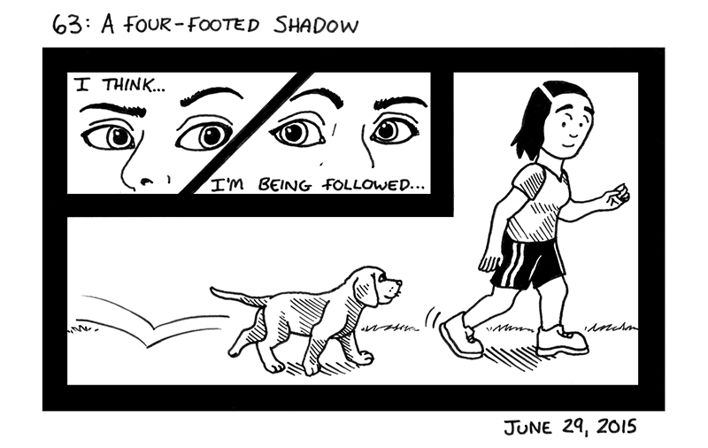 A Four-Footed Shadow