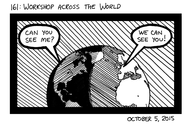 Workshop Across the World