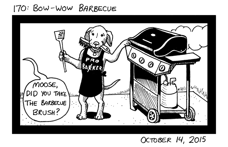 Bow-Wow Barbecue