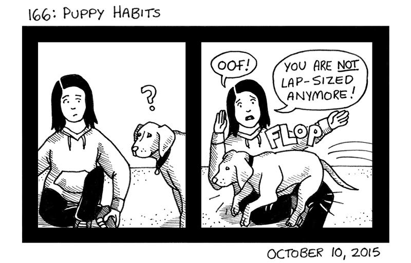 Puppy Habits